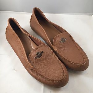 **Coach- Mary Lock Up Driver Loafer, Women's